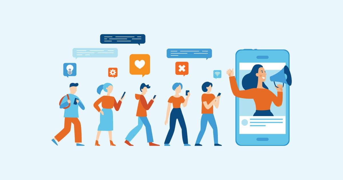 Influencer Marketing - 5 Digital Marketing Tips for 2021 - Branding Centres