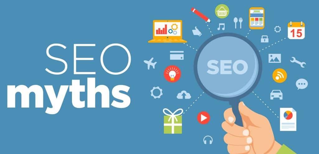SEO Myths-website ranking-2021