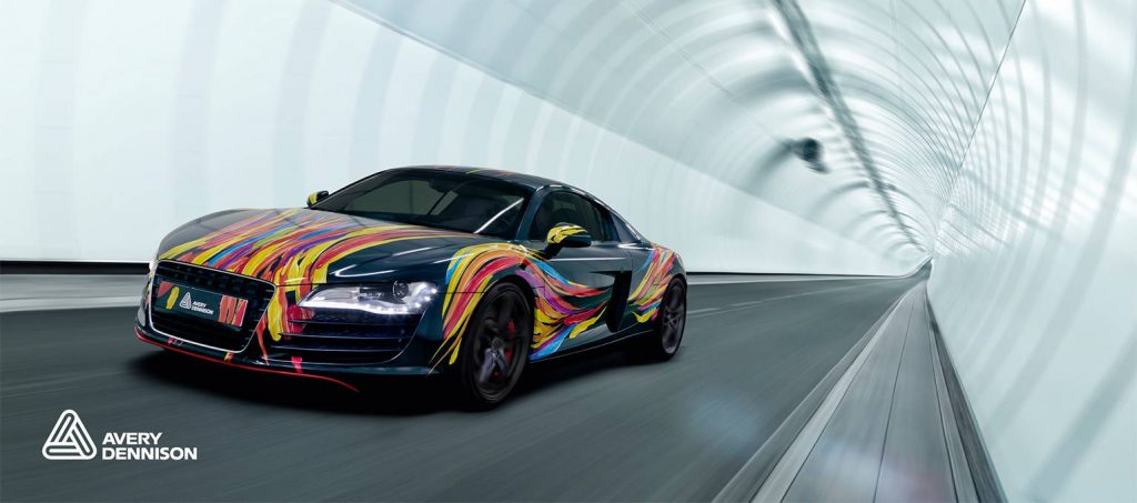 Avery Dennison Premium Quality Wrapping Films - Best vehicle Wrap Shop in Toronto - Branding Centres