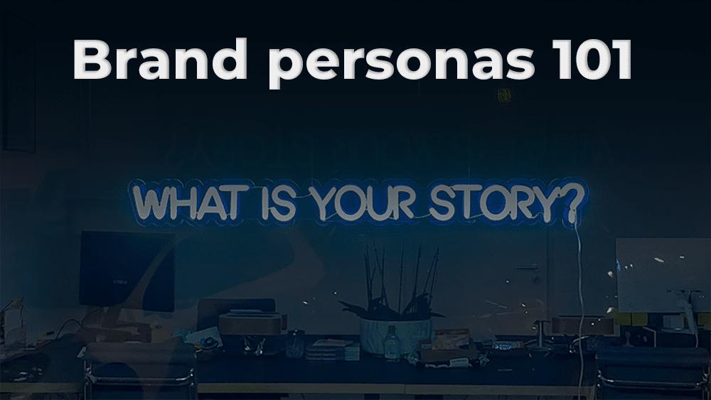 Brand personas title image - Branding Centres