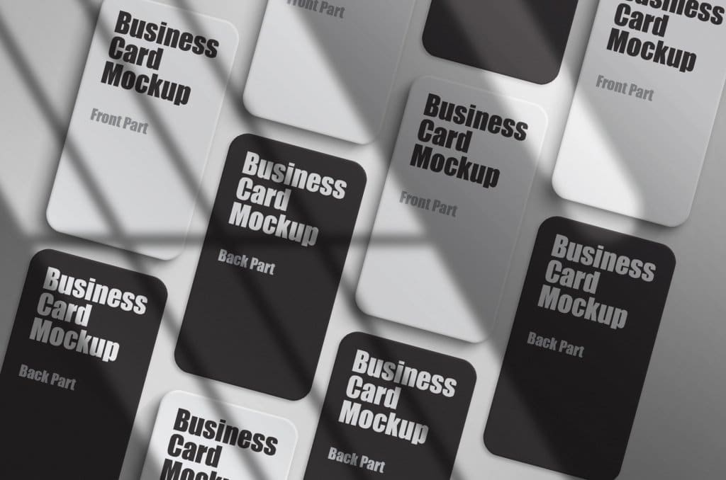 Business Cards Mockup - Best Printing Service in Toronto - Branding Centres