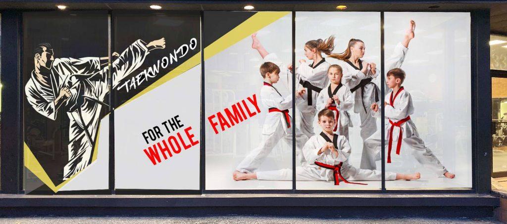 Window Graphics in Toronto - Premium quality window signs - Branding Centres