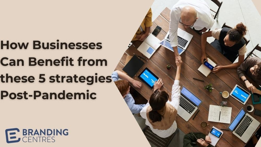 How Businesses Can Benefit from these 5 strategies Post-Pandemic