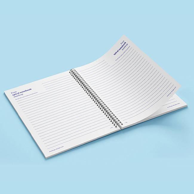 Custom Branded Stationery Notebooks in Toronto - Branding Centres