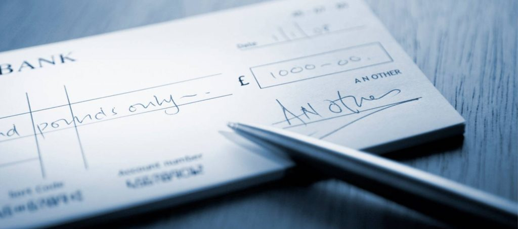 Custom Cheque Printing Company - Quality Print Services in GTA - Binding Shop Near Me - Branding Centres