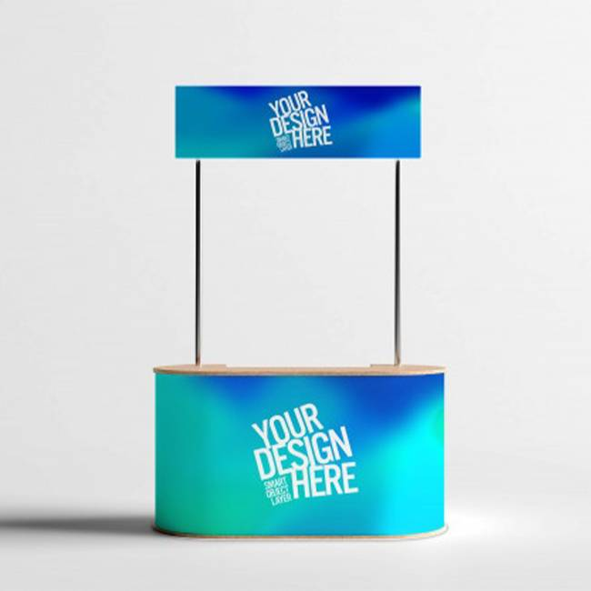 Custom Designed and Printed Trade Show Signs in Toronto - Branding Centres