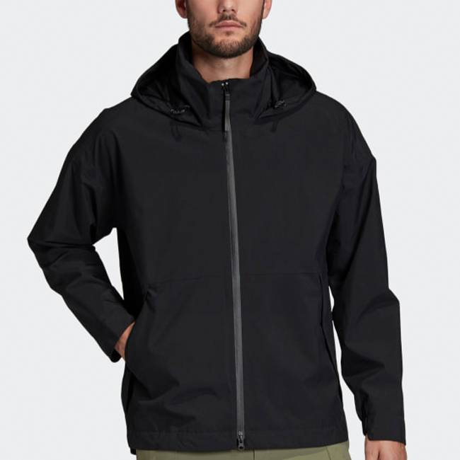 Custom Rain Jackets with your company logo in Toronto - Branding Centres