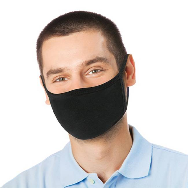 Face Masks with your custom logo - Embroidery, Heat Transfer and Screen Printing in GTA - Covid-19