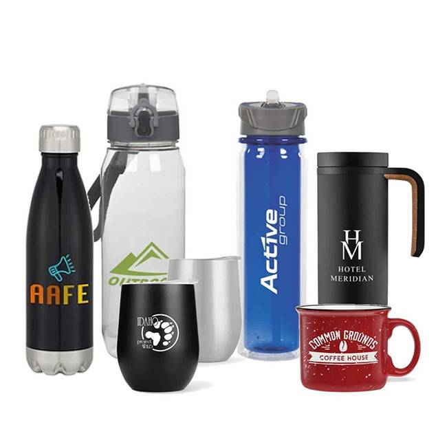 Mugs - Custom Branded Promotional Products With Your Logo - Sippers, water bottles, cups - Toronto