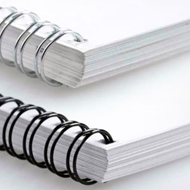 Quality Wire Binding Shop Near Me - Paper Binding Services in GTA - Branding Centres