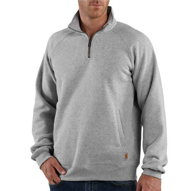 Quarter Zip Sweaters with custom embroidery in GTA - Branding Centres