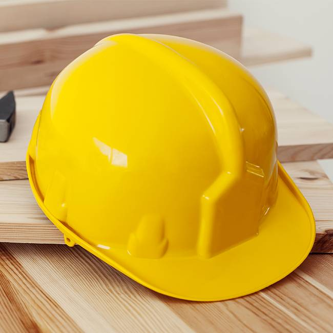 Safety Helmet with your logo - Custom Branded Safety Products in GTA - Branding Centres