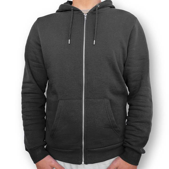 Zipped Hoodies with your logo - Embroidery, Heat Press and Screen Printing in GTA - Branding Centres