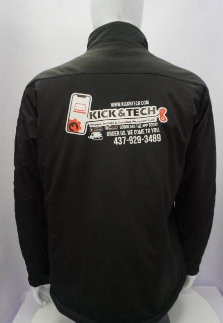 Custom Branded Jackets with your custom logo in GTA - Branding Centres